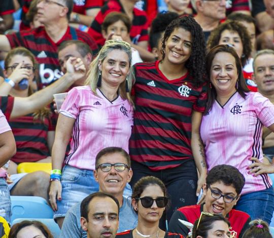 Dia da Mulher: Flamengo promove ações que buscam dar espaço às mulheres e combater assédio