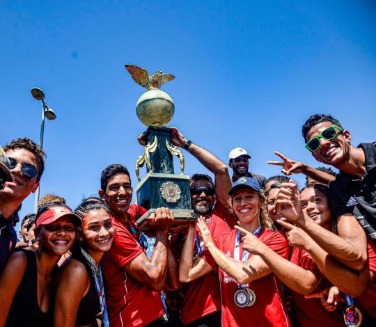 Flamengo conquista o título da 1ª Regata Estadual
