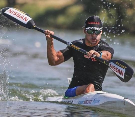 Caio Ribeiro conquista quatro ouros na Copa Brasil de Paracanoagem