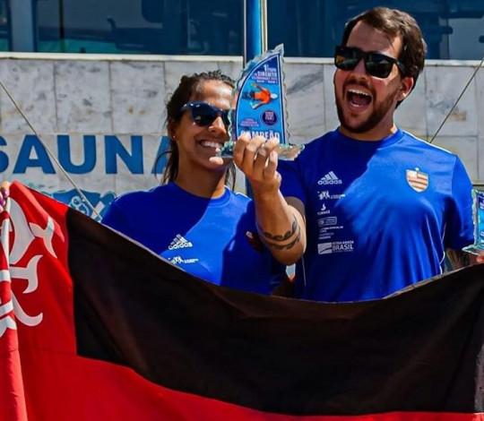 Flamengo é campeão do Circuito Celebridades de Natação Mirim e Petiz