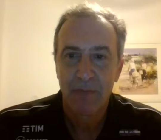 Marcelo Vido fala sobre planejamento dos esportes olímpicos rubro-negros