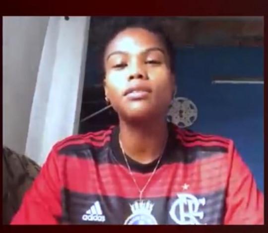 Debora Sorriso fala sobre a quarentena e explica rotina de treinamentos durante o período