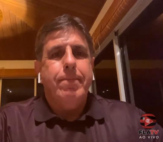 Maurício Gomes de Mattos é o entrevistado desta segunda-feira na FlaTV