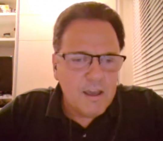 Rodrigo Dunshee concede entrevista à FlaTV