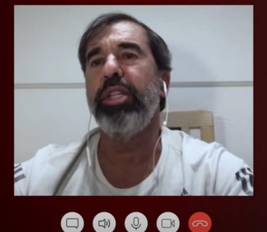 Marcos Gaspar fala à FlaTV sobre sua trajetória no futebol feminino