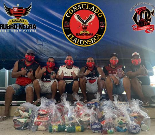 Consulado Flafonseca promove campanha de doação de alimentos