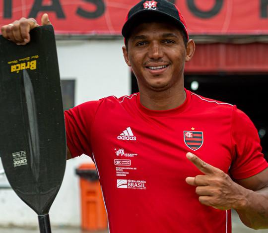 A estrada para o Flamengo: Isaquias Queiroz