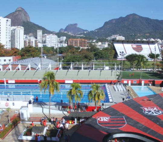 Flamengo realiza melhorias na sede social