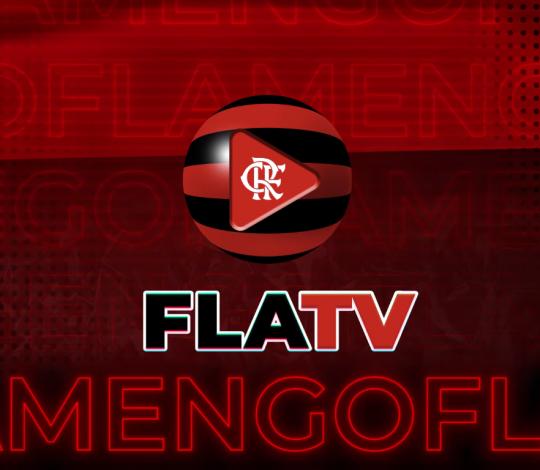 Flamengo vai transmitir jogo contra o Boavista via streaming