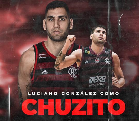 Reforço confirmado! Chuzito González é o novo jogador do FlaBasquete