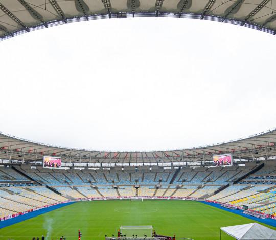 Flamengo assina com o SBT para transmissão da final do Campeonato Carioca