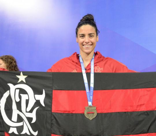 A estrada para o Flamengo: Naná Almeida