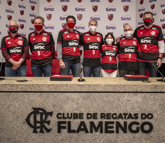 Flamengo e Sesc RJ se unem para a próxima temporada de vôlei feminino