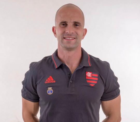 Celso Silva assume o comando do Flamengo/Marinha