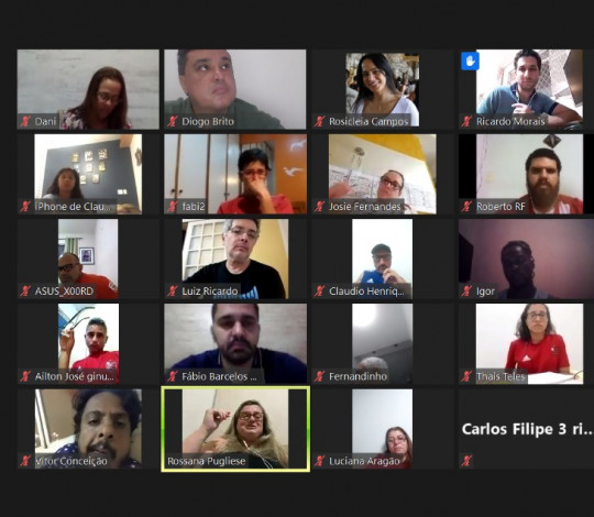 Escola de Esportes Sempre Flamengo oferece capacitação em Desenvolvimento Motor a professores