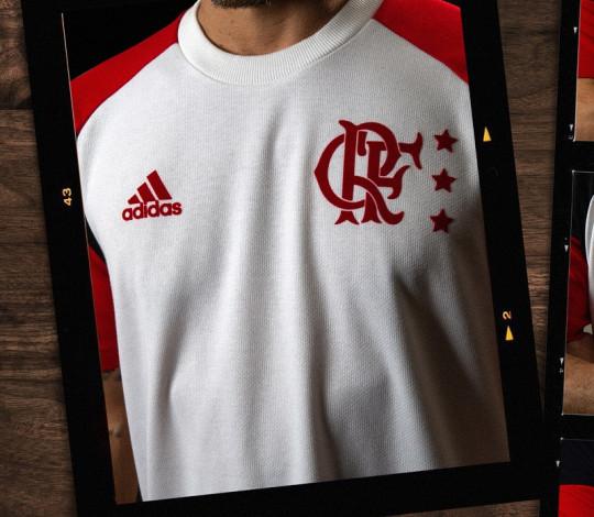 Flamengo e adidas lançam nova camisa Icon