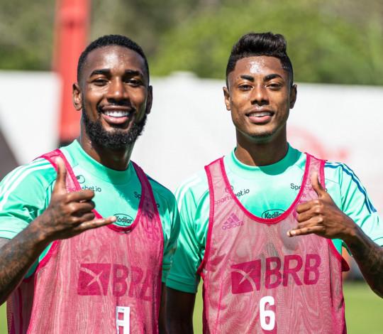 Flamengo estreia no Campeonato Brasileiro contra o Atlético-MG