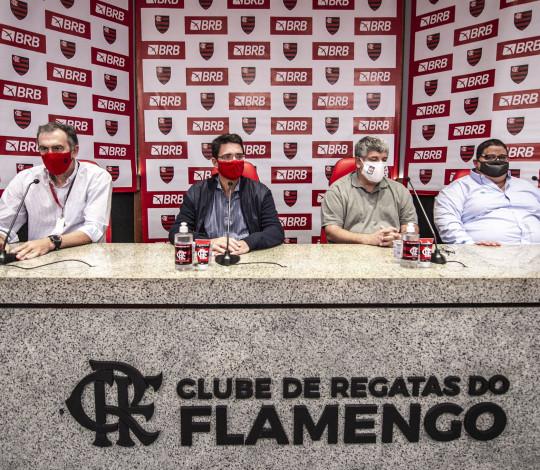 Lançamento do Campeonato Carioca de basquete é realizado na Gávea