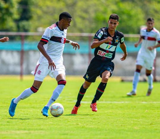No Luso-Brasileiro, Sub-20 empata com a Portuguesa em 2 a 2 pela Taça Guanabara