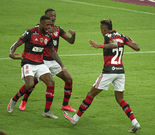 Flamengo goleia o Independiente Del Valle por 4 a 0 e se classifica na Liberta