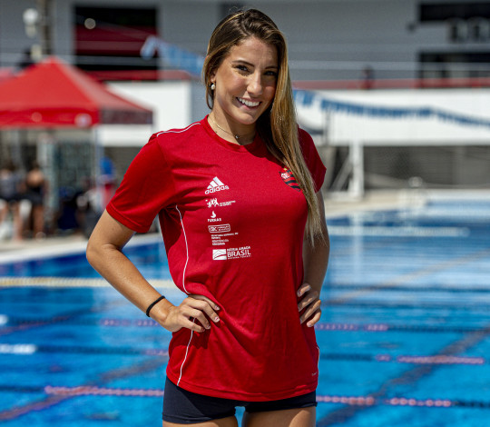 Laura Miccuci irá representar o Brasil no Pré-Olímpico do Japão