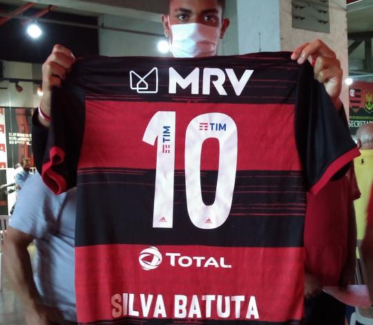 Flamengo celebra Missa de 7º Dia para Silva Batuta
