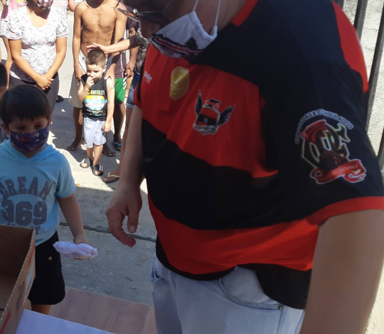 Fla Itajaí recolhe brinquedos para doação pelo Dia das Crianças