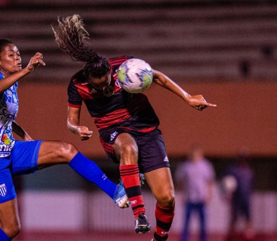 Flamengo/Marinha vence o Avaí Kindermann por 2 a 1 no Giulite Coutinho