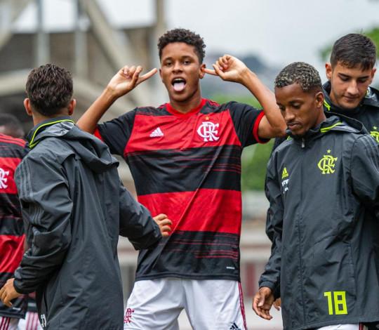 Sub-20 vence o Sport na Gávea e inicia recuperação no Campeonato Brasileiro