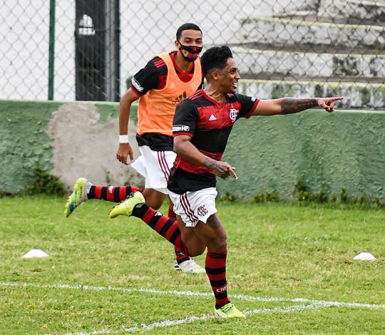 Sub-20 supera a Cabofriense fora de casa e estreia com vitória na Taça Rio