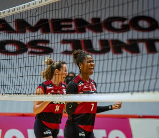 Sesc RJ Flamengo estreia com vitória no Carioca 2020