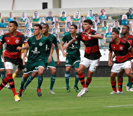 Sub-20 vence o Goiás em Goiânia e chega ao segundo triunfo seguido no Campeonato Brasileiro