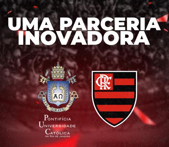 Flamengo e PUC-Rio fecham parceria de tecnologia e inovação