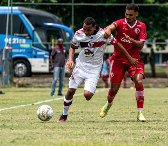 Flamengo empata com o América pela Taça Rio Sub-20