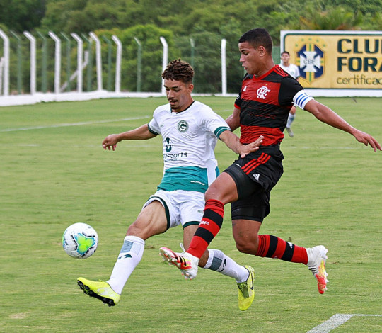 Sub-17 vence o Goiás fora de casa pelo Campeonato Brasileiro