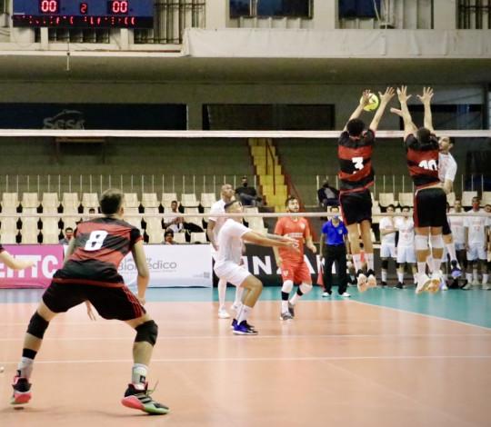 FlaVôlei se garante na final do Campeonato Estadual Masculino