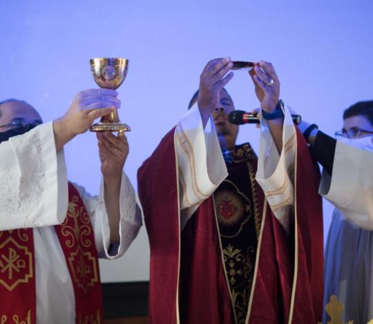 Missa de São Judas Tadeu é celebrada na Gávea