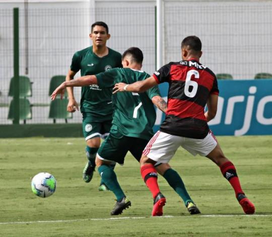 Flamengo perde para o Goiás e está fora da Copa do Brasil Sub-20