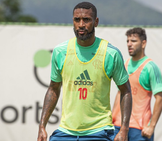 Flamengo encerra a preparação para duelo contra o São Paulo, pelo Brasileirão