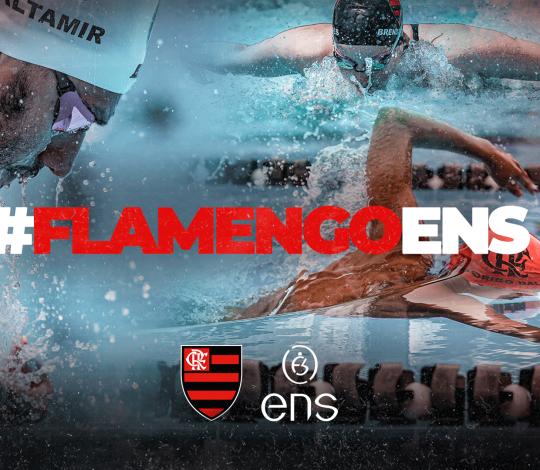 Mengão e ENS firmam parceria de cunho social, incentivo ao esporte olímpico e à cultura do seguro