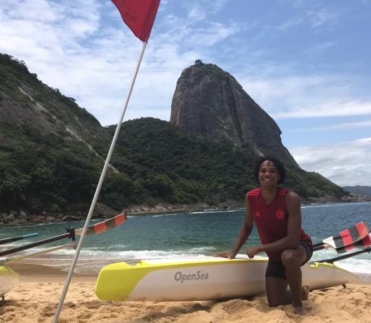 Flamengo lança no Brasil a nova dimensão do remo