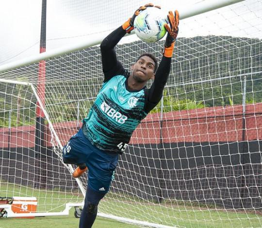 Flamengo finaliza a preparação para o jogão contra o Atlético-MG