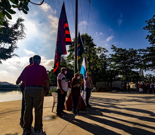 Comemoração em dose dupla pelos 125 anos do Mengão