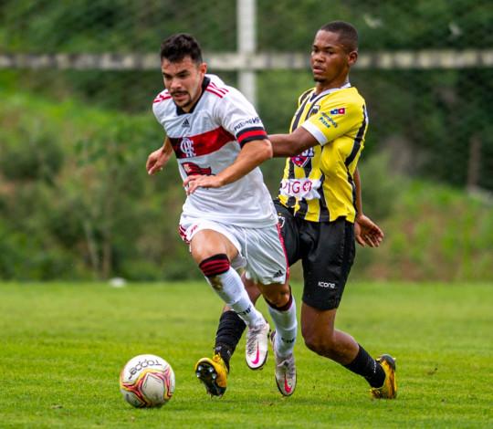 Sub-20 empata com o Volta Redonda e encerra participação no Campeonato Carioca