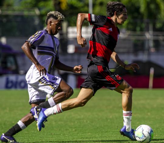 Sub-17 vence o VF4 (PB), e garante vaga nas oitavas de final da Copa do Brasil