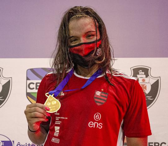 Flamengo ENS garante quatro medalhas nos primeiros dias de Troféu Brasil