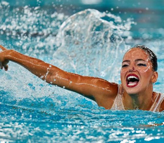 Flamengo é campeão brasileiro de nado artístico nas categorias Juvenil, Junior e Sênior