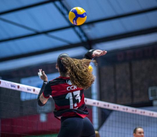 Sesc RJ Flamengo encara o Fluminense para fechar primeiro turno da Superliga feminina de vôlei no G4