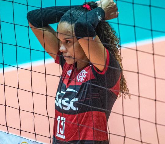 Sesc RJ Flamengo enfrenta Sesi Bauru pelas quartas de final da Copa Brasil