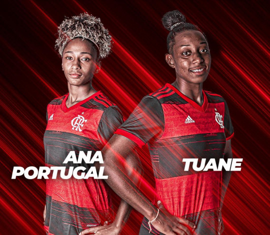 Ana Portugal e Tuane são convocadas para a Seleção Sub-20